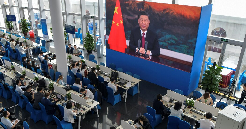 China's Xi Promises to 'Strictly Limit' Coal
