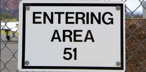 """From Then to Now: The Development of Area 51, the World's Most Famous """"Secret Base"""""""