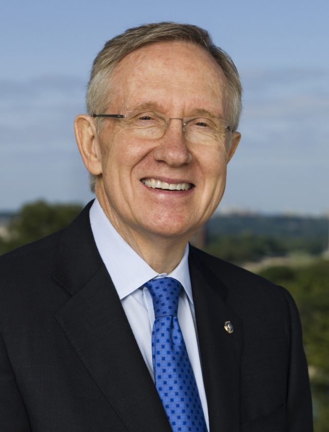 Harry Reid on the Pyramid UFOs, the Upcoming Government Report and More