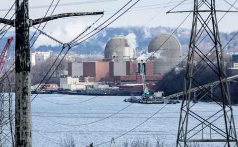 Indian Point Nuclear Plant in New York Is Shutting Down