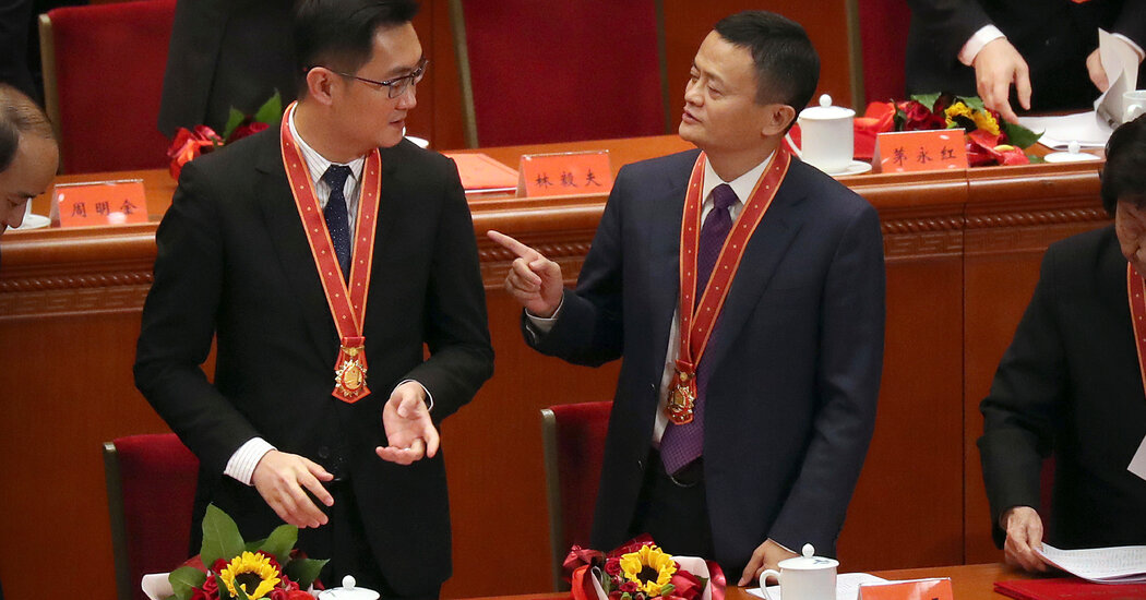 Jack Ma Shows Why China's Tycoons Keep Quiet