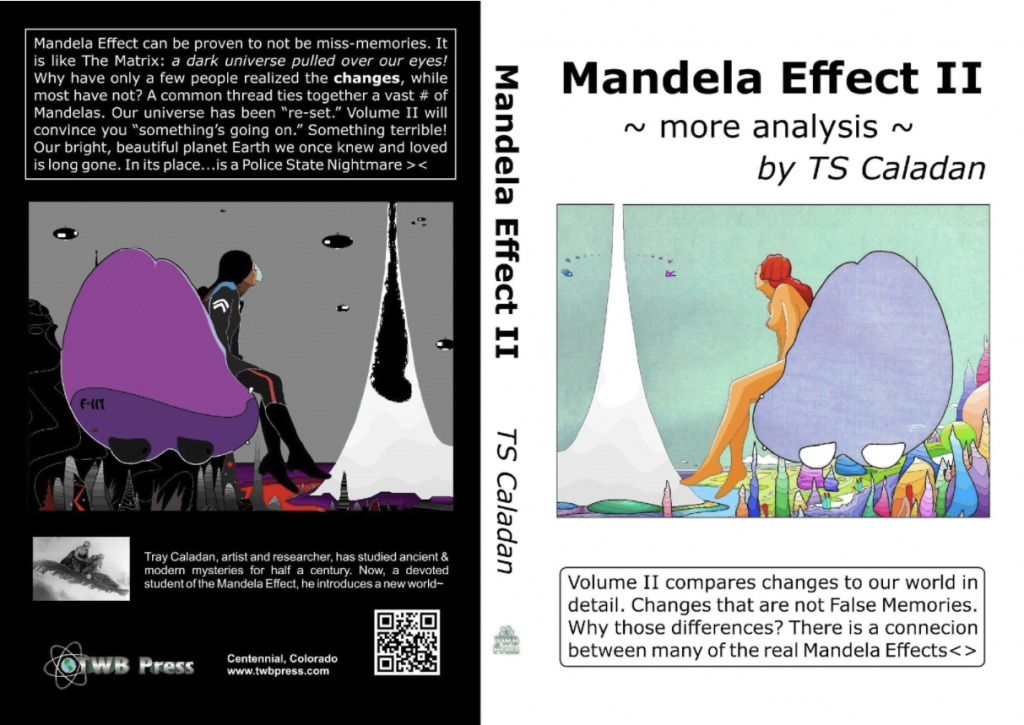 MANDELA II – More Analysis – The latest book by TS Caladan