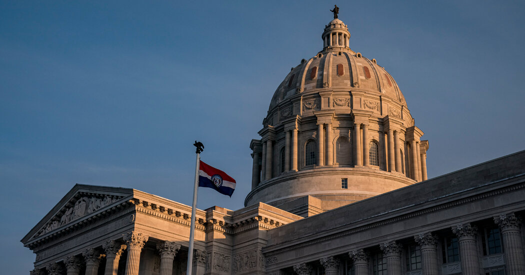 Missouri Lawmaker Faces Expulsion Over Child Abuse Accusations