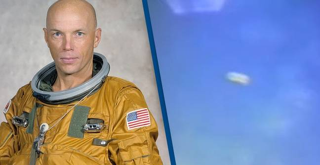 NASA Astronaut Claims To Have Seen Alien Snake Floating in Earth's Atmosphere – UNILAD