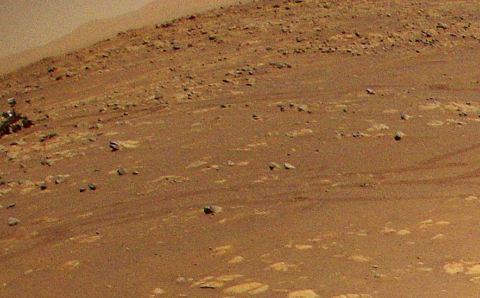 NASA's Mars Helicopter Flies Again and Gets a New Mission