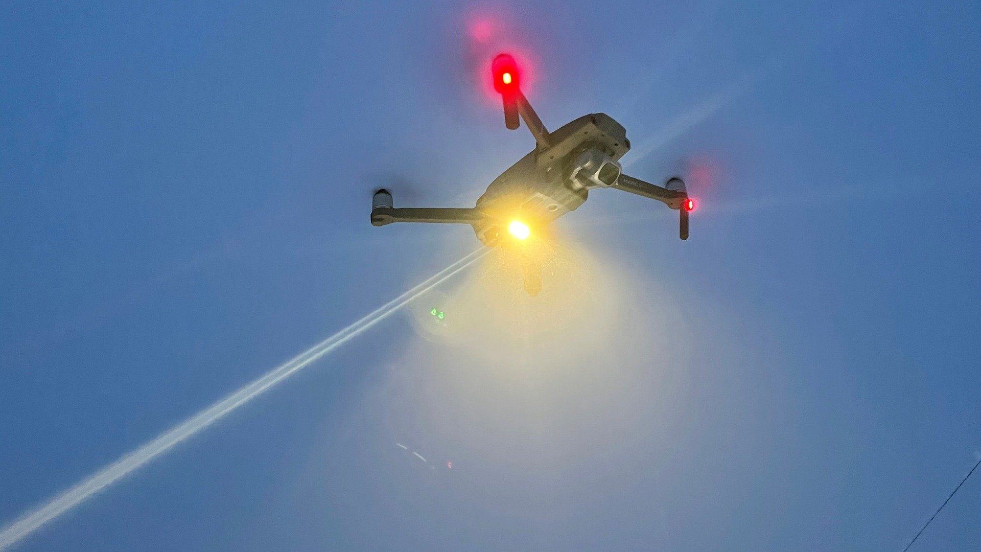 New Weapon Blasts Microwaves to Knock Drones Out of the Sky