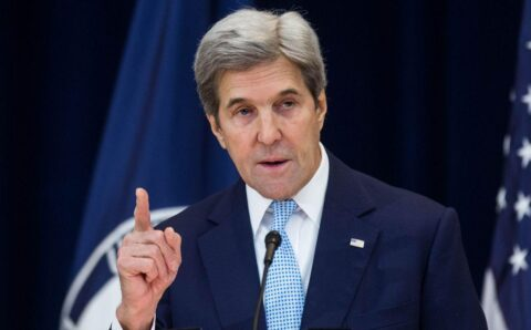 Report: John Kerry plans to visit China ahead of Biden's climate summit