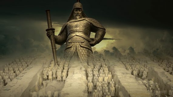 Russia Wants to Clone Ancient Warriors