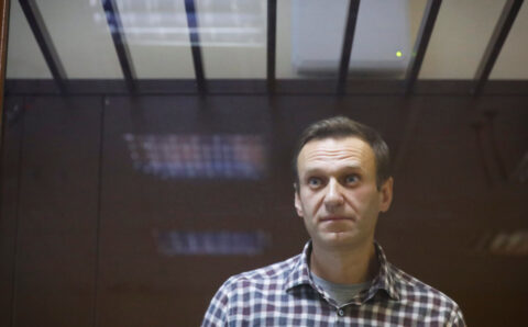 Russia's Navalny threatens to sue prison for withholding Quran