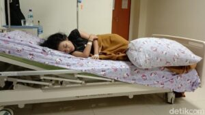 """Sleeping beauty"" from Indonesia can sleep for 13 days in a row"