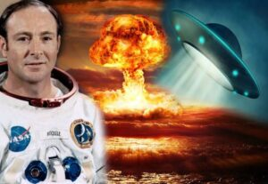 The Day The Apollo Astronaut Admits 'The Alien Threat Is Real'