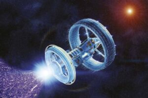 The Idea of Using Warp Drive To Travel Across Entire Universe