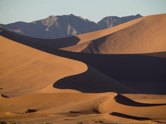 The Strange Mystery of the Singing Sands