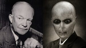 There Is Ample Evidence That The US Has Made a Deal With Aliens