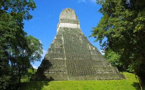 Unknown Mayan Embassy Found in City Later Conquered by its Builder