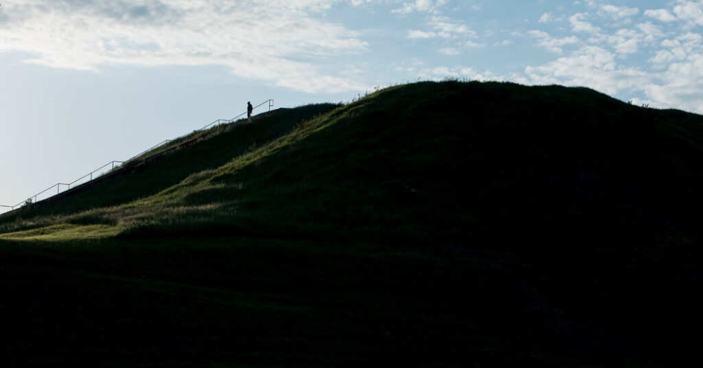 What Doomed the Great City of Cahokia? Not Ecological Hubris, Study Says
