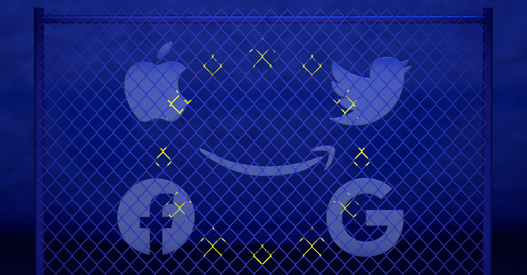 Why Europe Is Hard on Big Tech