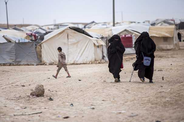 Aid agencies warn of closed hospitals, severe testing shortages in northeast Syria amid pandemic wave