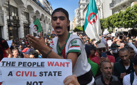 Algeria to ban unauthorised protests