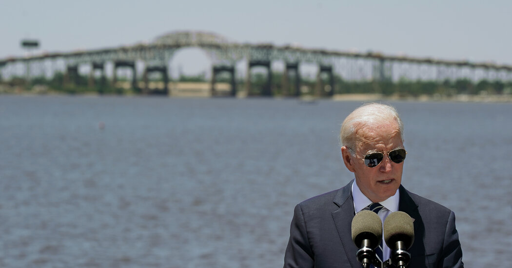Biden Promises to 'Build Back Better.' Some Climate Experts See Trouble.
