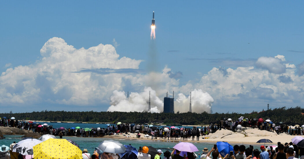 China's Ambitious Plans in Space: The Moon, Mars and Beyond