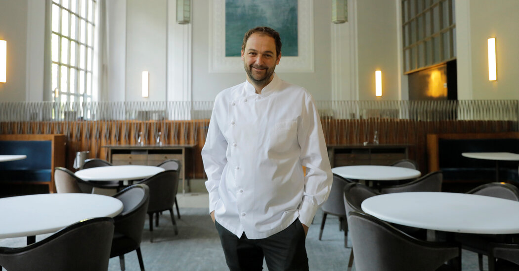 Eleven Madison Park Goes Meatless