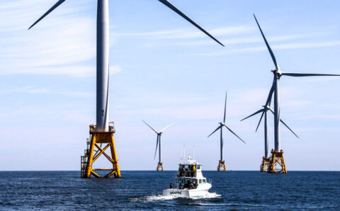 Final Approval Expected for Nation's First Major Offshore Wind Farm