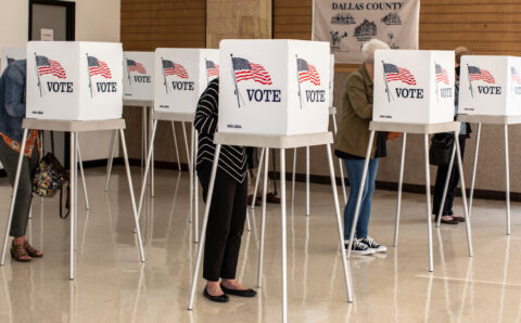 Here's How Disinformation Drives Voting Laws