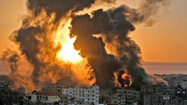 Israeli forces hit Hamas tunnels in Gaza as all-out war looms; more rockets rain down