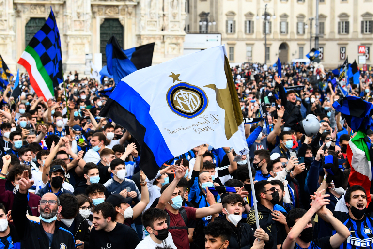 Italy: Inter Milan win first Serie A title in 11 years