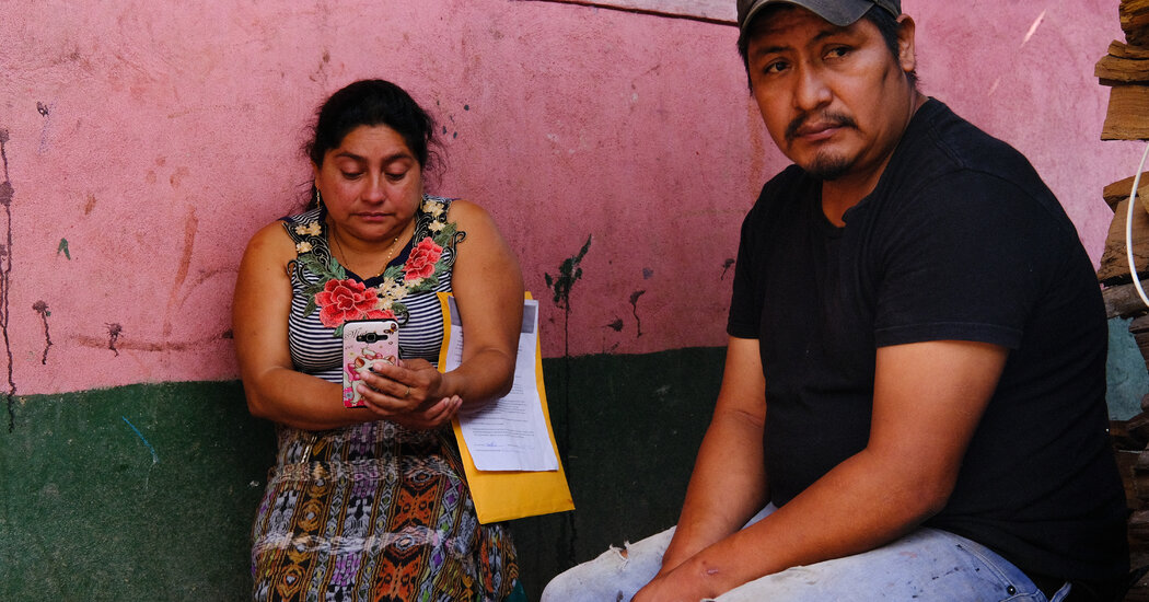 Many Families Torn Apart at the Southern Border Face a Long and Uncertain Wait