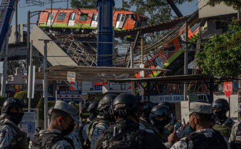 Mexico City's Metro Is Plagued by Problems