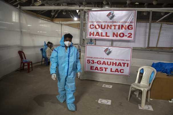 Modi's party loses key state election amid pandemic vote; India sees record deaths