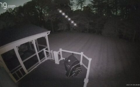 Mysterious Row of Orbs Caught on Homeowner's Security Camera in Prince George's County – FOX 5
