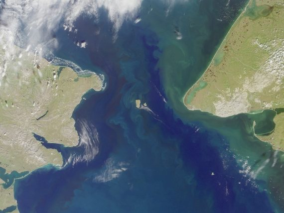 """North America's First Settlers May Have Arrived by Using """"Stepping Stone"""" Islands"""