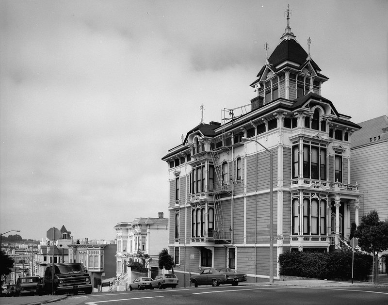 Open Portals To Hell- San Francisco's Infamous Westerfeld House