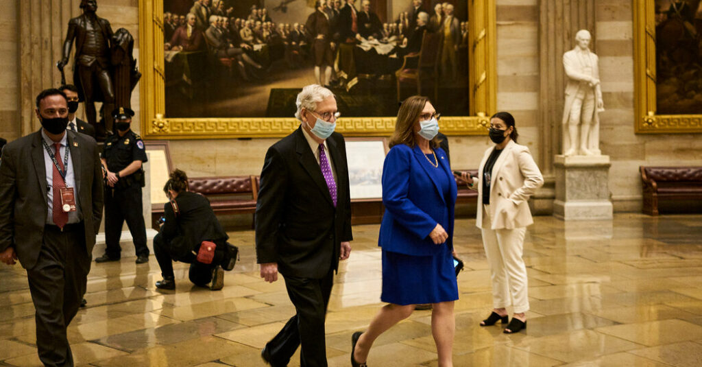 Republicans Attack Democrats as Liberal Extremists to Regain Power