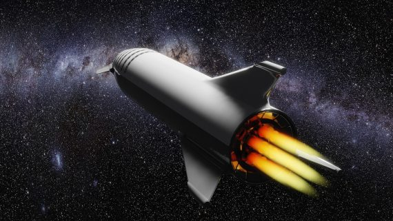 Run For Cover! Chinese Rocket Core To Plummet Somewhere on Earth