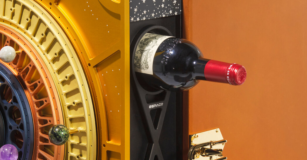 Space Aged: Bottle of Wine From Space Station Could Sell for $1 Million