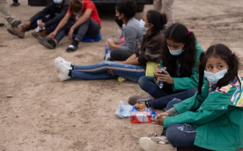 Surge of Migrant Children at the Border Leads to Crowded Shelters