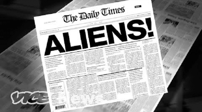 The Government Has Acknowledged the Reality of Unidentified Aerial Phenomena