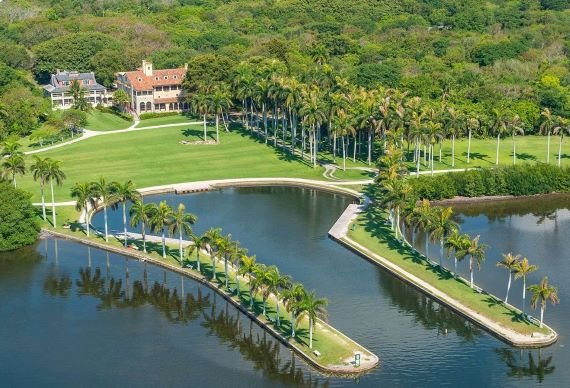 The Mysterious Haunting of the Deering Estate