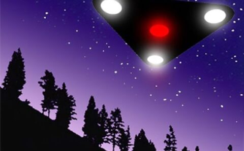 "Who or What Flies the ""Flying Triangles""? Are They UFOs or Secret Aircraft? – Mysterious Universe"