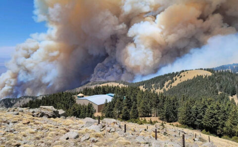 Why Wildfires Are Raging Early in the West Due to Drought and Climate Change