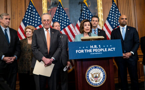 A Bill Destined to Fail May Now Spawn More Plausible Options