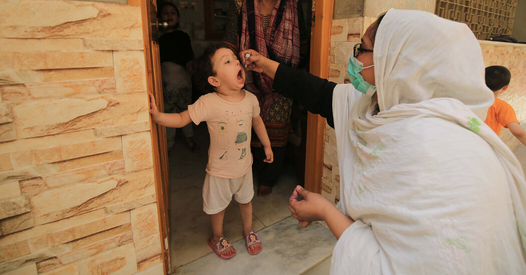 A Multibillion-Dollar Plan to End Polio, and Soon