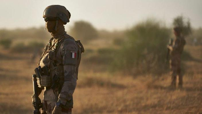 France to scale down W Africa military operations