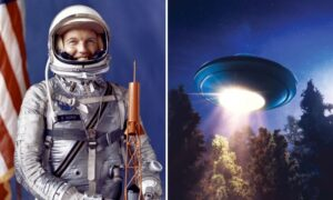 Gordon Cooper & UFOs: An Astronaut Speaks Out About Aliens