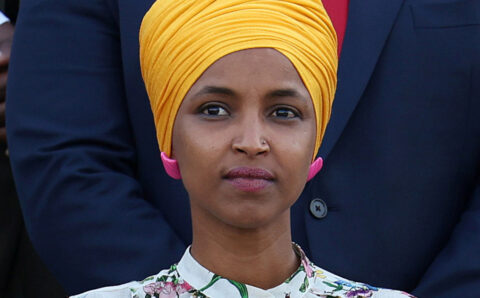 Ilhan Omar may face censure for words on Israeli war acts