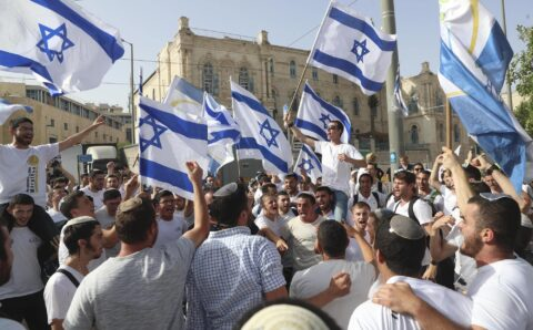 Israel braces for unrest ahead of right-wing Jerusalem march